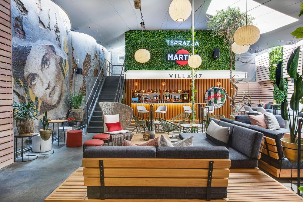 Terazza Martini Villa 47 Bree Street Cape Town Onnah Design Hanno de Swart Mathew Van Niekerk7 Photography