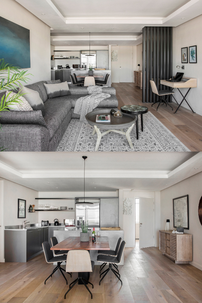 Beachfront Apartment, Tableview, Onnah Design, Hanno de Swart