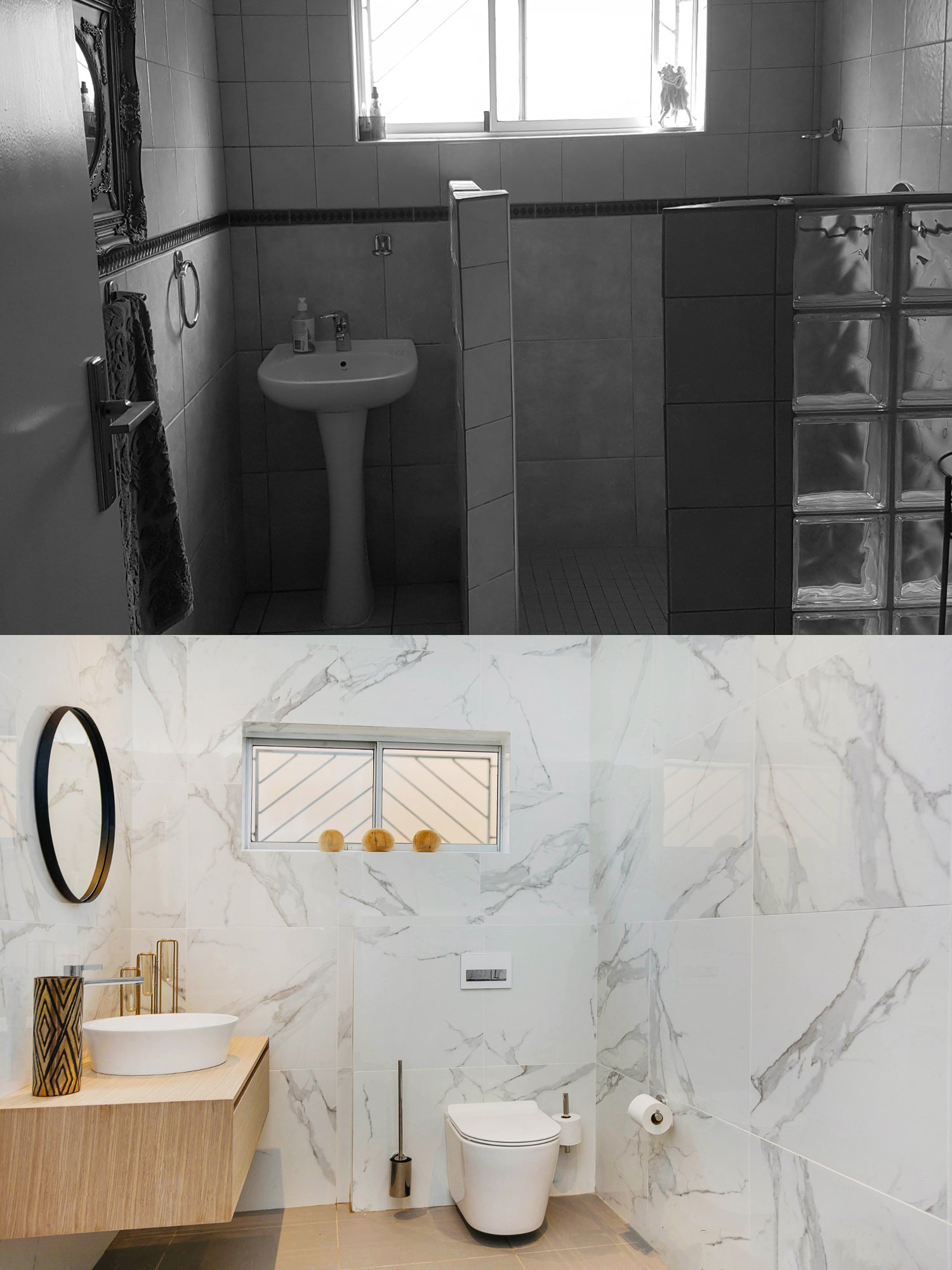House Volschenk Guest Bathroom Onnah Design