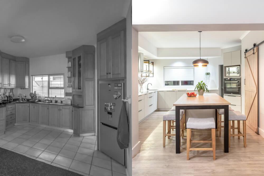 kitchen beach villa onnah design