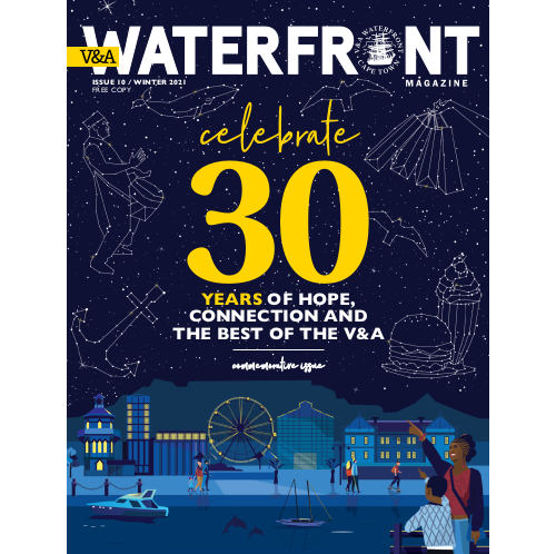 V&A Waterfront Magazine | Work From Home | Winter 2021